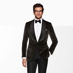 SuitSupply Velvet Tuxedo Evening Jacket